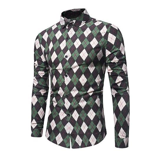 da6162a40826 Amazon.com  Elogoog Mans Shirts