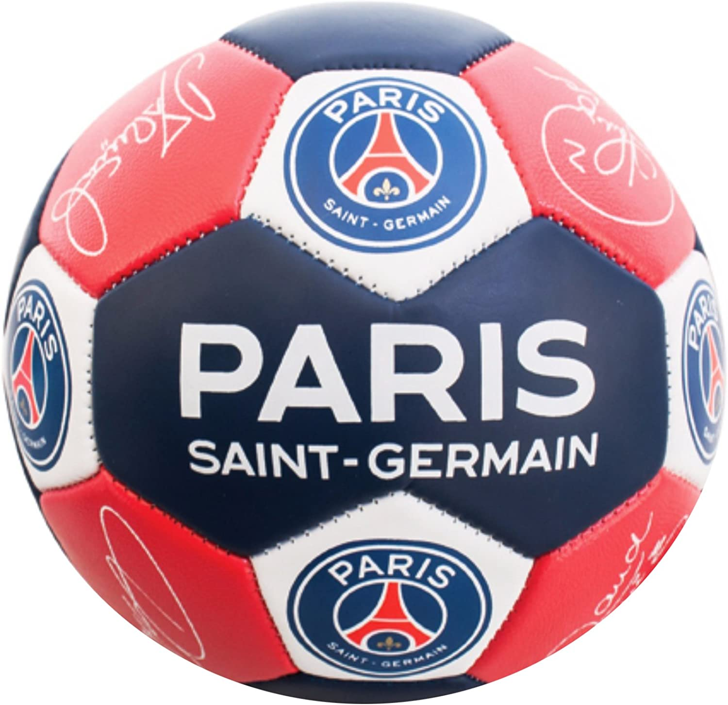 Paris Saint Germain FC Official - Balón de fútbol Nuskin con ...