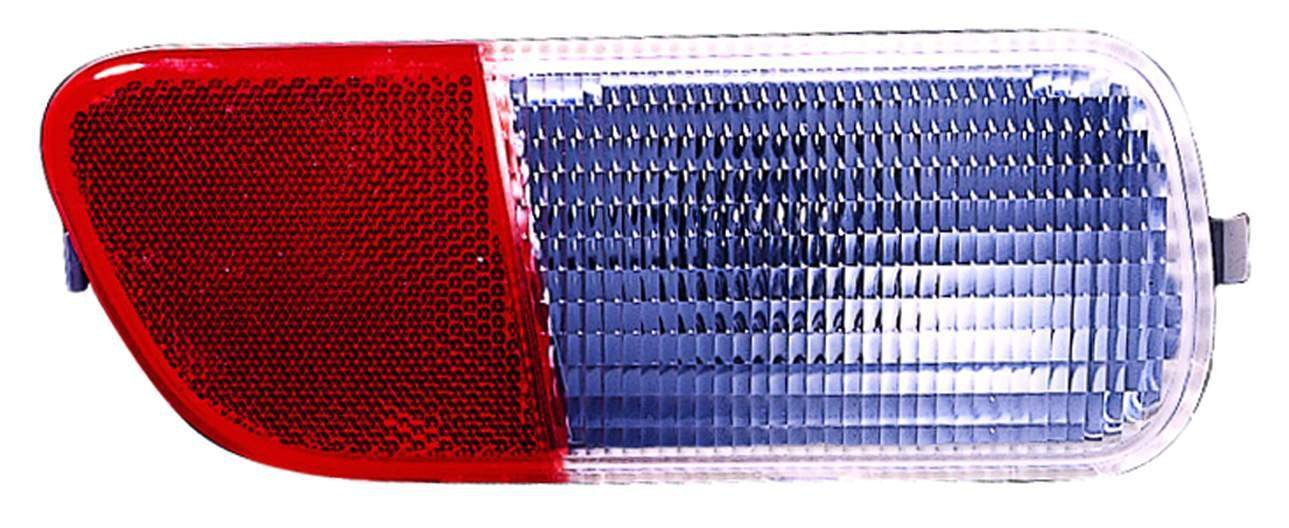 OE Replacement Chrysler PT Cruiser Passenger Side Back Up Light Assembly (Partslink Number CH2883102) Unknown