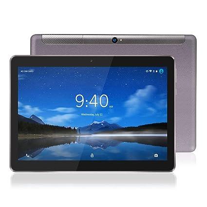 Tablet 10 Pulgadas 4G LTE BEISTA-Android 9.0 Tablets,Ocho núcleos,CPU 2Ghz,4GB RAM,64GB ROM,WiFi,Cuerpo de Metal Ultrafino,Pantalla de Vidrio Templado ...