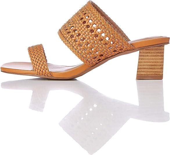 Band Woven Sandal
