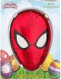 Spiderman Solid Milk Chocolate Easter Egg Basket Stuffers, 3.5 oz