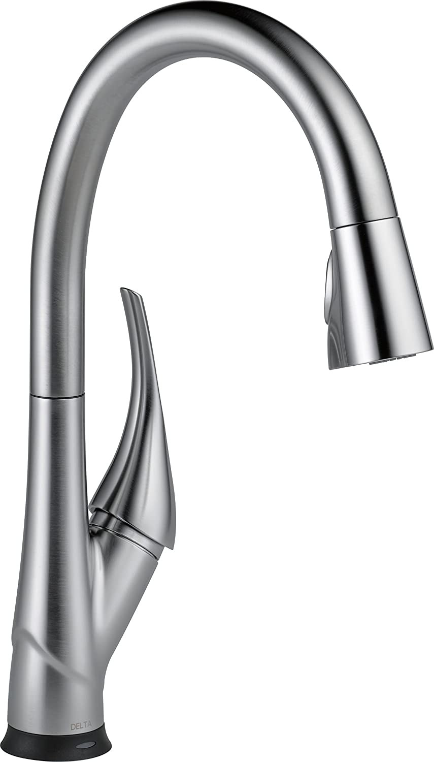 Delta 9181T-AR-DST Esque Single-Handle Pull-Down Touch Kitchen ...