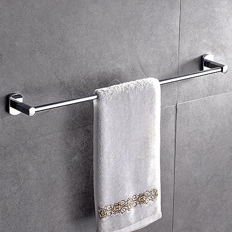 Amazoncom ROVATE Bathroom Towel Bar 25 inch Brass Wall Mount