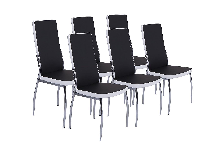 Außergewöhnlich Küchenstühle Mit Armlehne Sammlung Von Cavadore Stuhl 6-er Set Mattis / Stühle