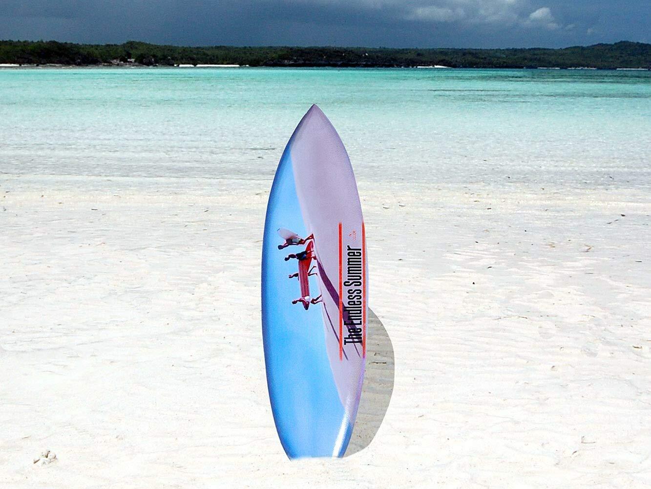 Seestern Sportswear FBA/_1856 Planche de Surf en Bois Motif a/érographe 50,80 ou 100 cm