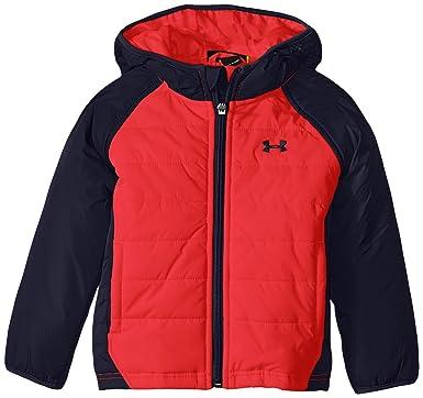 d9fca0c60 Amazon.com  Under Armour Little Boys  Werewolf UA Quilted Jacket ...