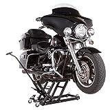 Black Widow BW-0101 Hydraulic Motorcycle Lift