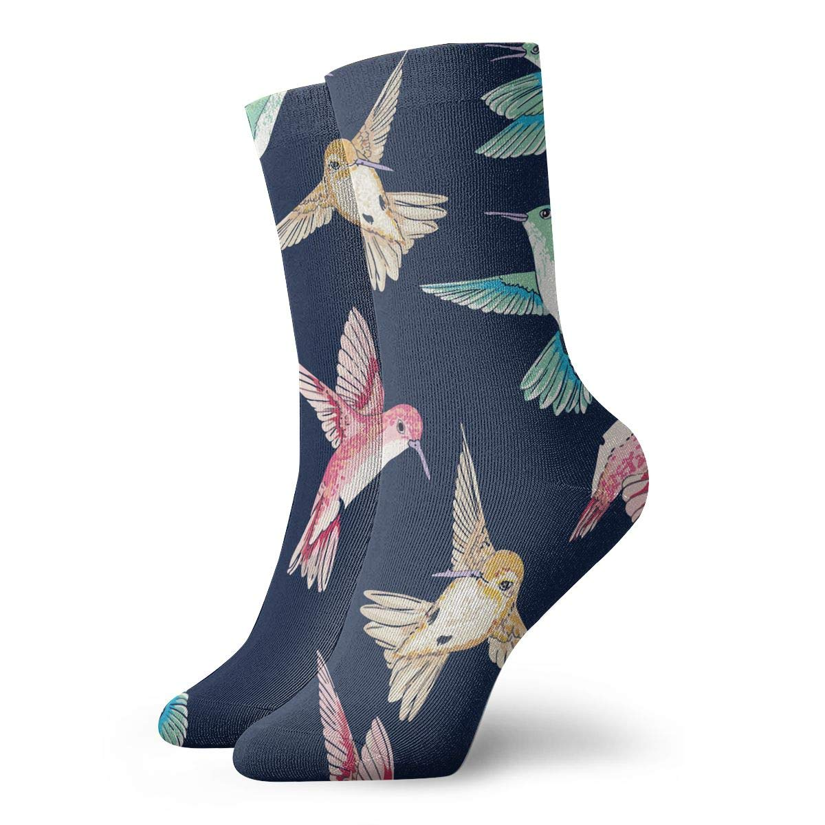 Magpie Unisex Funny Casual Crew Socks Athletic Socks For Boys Girls Kids Teenagers