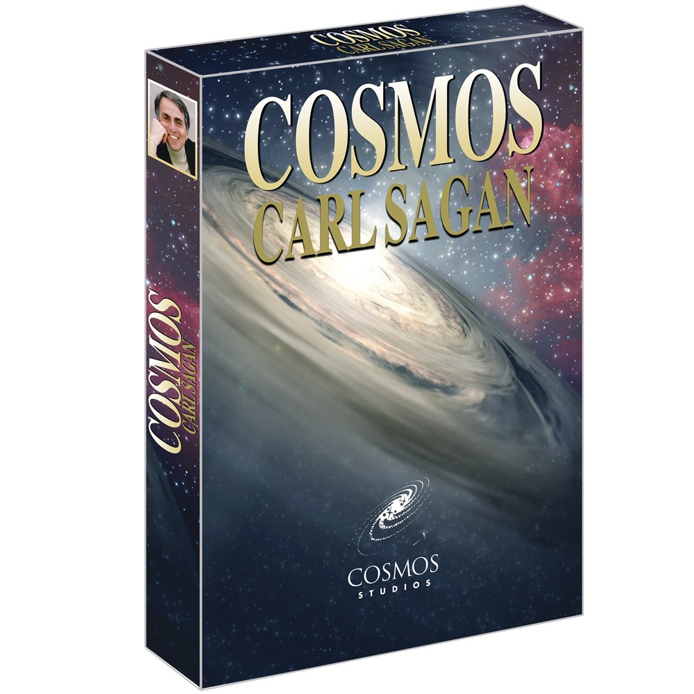 Carl Sagan, Cosmos Serie de TV Español Latino: Amazon.es: Cine y Series TV