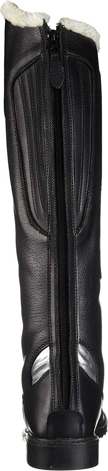 TuffRider Womens Tundra Fleece Lined Tall Boots in Synthetic Leather