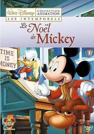 Image De Noel Walt Disney.Le Noel De Mickey Amazon Co Uk Walt Disney Dvd Blu Ray