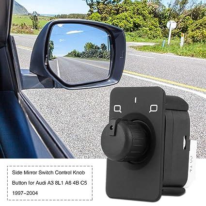 Kste Seitenspiegel Schalter Steuerdrehknopf Knopf For Audi A3 8l1 A6 4b C5 1997 2004 4b0959565a Beauty