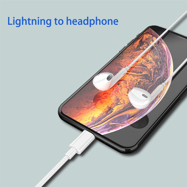 gaixample.org In-Ear Headphones for iPhone HiFi Audio Stereo ...