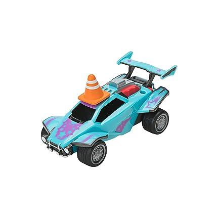 ac10aa3b1aad0 Amazon.com  Rocket League Battle-Car with Topper  Octane  Toys   Games