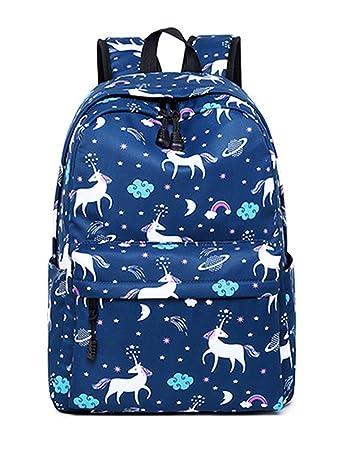4f9e8c03ef JJAI Animal Cartoon Backpack School Bookbag Shoulder Daypack Travel Bag  14Inch Laptop Bag