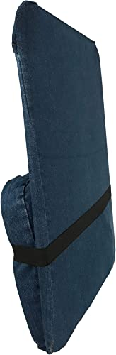 BackJack Folding Chair, Light Blue Denim