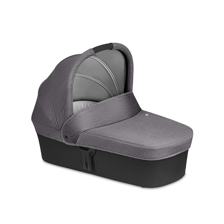 ... con asiento reversible y capazo para recién nacidos, incluye cubierta para lluvia, desde el nacimiento hasta los 15 kg, Comfy Grey: Amazon.es: Bebé