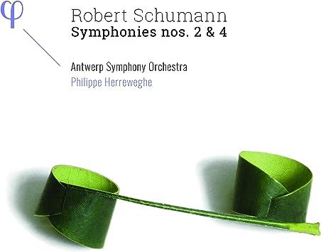 シューマン:交響曲第2番、第4番
