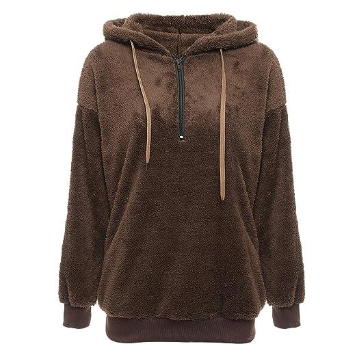 spyman 2018 Winter Shaggy Oversized Hoodies Women Sweatshirts Korean Ladies Long Sleeve Tumblr Hoodies Pullover Jumper Sudadera Mujer, Gray, XXL at Amazon ...