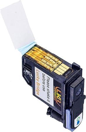 Lucky Bridge C4812A - Cabezal de impresión para HP Inkjet HP Designjet (1 m, 1 Unidad), Color Magenta: Amazon.es: Oficina y papelería