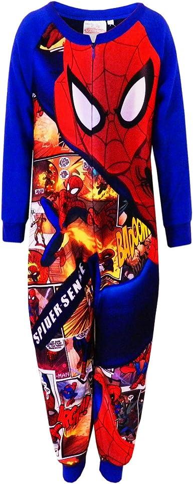 Spiderman Palo de Golf para niños Pijama Ultimate Producto Oficial ...