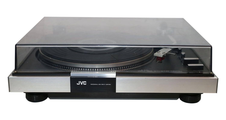 Jvc JL de a 40 Tocadiscos en plata: Amazon.es: Electrónica