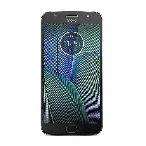 Moto G5s Plus (Lunar Grey, 64GB)