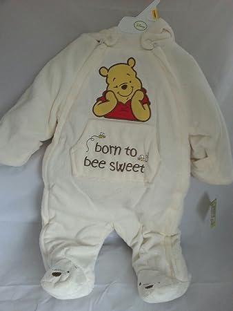 d4b21d9d0 Image Unavailable. Image not available for. Color: Disney Winnie the Pooh  Snowsuit/Pram ...
