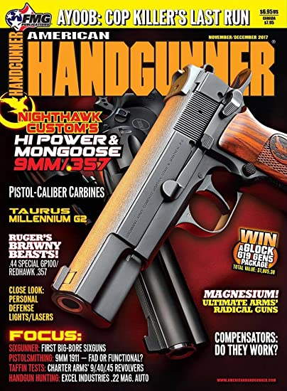 Amazon com: American Handgunner: Kindle Store