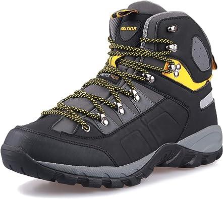 lightweight winter hiking boots