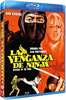 Ninja III: la Dominación Ninja III: The Domination Blu-ray ...
