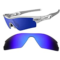 Galaxy Replacement Lenses For Oakley Radar Path Sunglasses Blue Polarized 100% UVAB