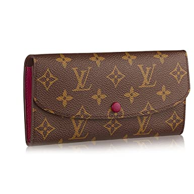 b86598e630269 Louis Vuitton Monogram Canvas Monogram Canvas Emilie Wallet Article ...