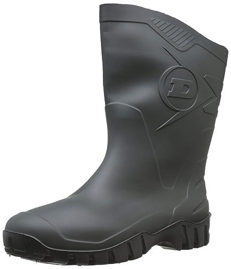 Dunlop Protective Footwear Dee Unisex Erwachsene Gummistiefel, Grün 43 EU