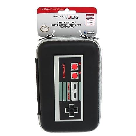 Hori - Retro NES Hard Pouch (New Nintendo 3DS XL): Amazon.es ...