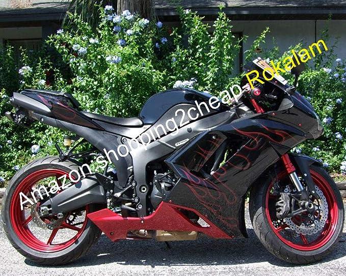 Hot Sales,Flame Kit de carenado para Kawasaki Ninja 2007 ...