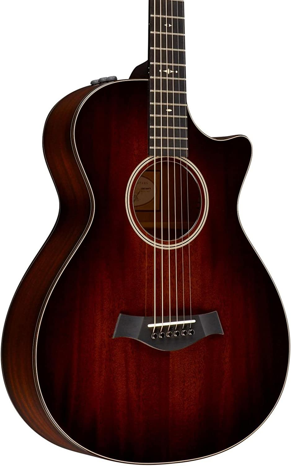 Taylor 522 12-Fret Mahogany Acoustic Guitar, Pre-Owned
