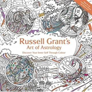 Russell Grants Art Of Astrology Colouring Book