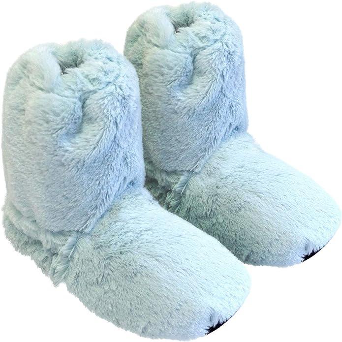 Thermo Sox - Zapatillas térmicas, calentables en microondas en el ...