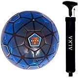 ALKA Combo Dark-Blue (3 Ply PVC; Size- 5)