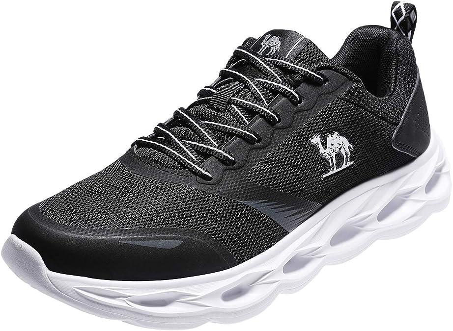 CAMEL CROWN Zapatillas Deportivos para Hombres Deporte Running ...