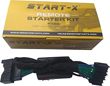 start x remote starter for ford f150 f 150 2015 2019, f 250 17 19, ranger 2019, expedition 18 19, edge 15 19,fusion 14 19 (no honk lock unlock lock) ford f 150 rough idle 150 1999 f ford starter wiring #12