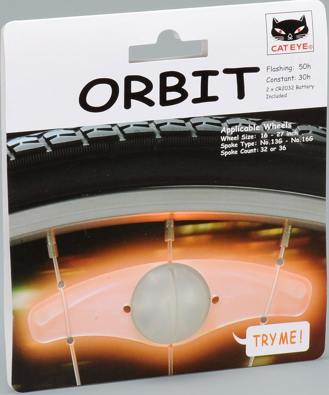 Cateye Orbit Tail /& Safety Headlights