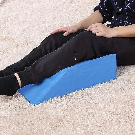 IPOTCH 2pcs Foam Leg Elevator Cushion Elevation Pillow Swelling Relief