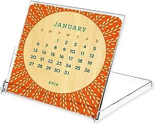 product image for Night Owl Paper Goods Mini Calendar, Birch