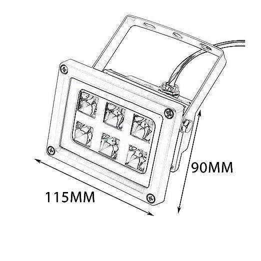 Compra JIUY Resina UV Cura la luz para la Pieza de la Impresora 3D ...