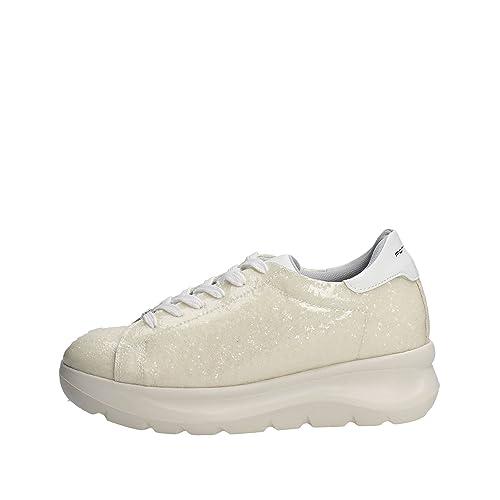 07b5b3e0a2 Fornarina PE17VH9545G009 Sneakers Donna: Amazon.it: Scarpe e borse