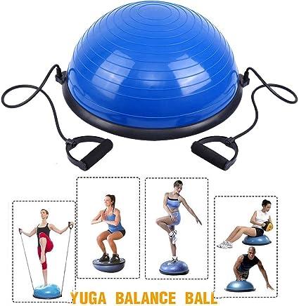 Paneltech Balance Ball Balanced Trainer Ball balón de Ejercicio ...