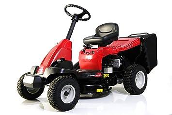 Lawn King - Tractor cortacésped 60RD con ancho de corte de 60 cm: Amazon.es: Jardín